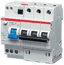 ABB DS203 2CSR253001R1205 Автоматический выключатель дифференциального тока трехполюсный 20A 30мА (тип AC)